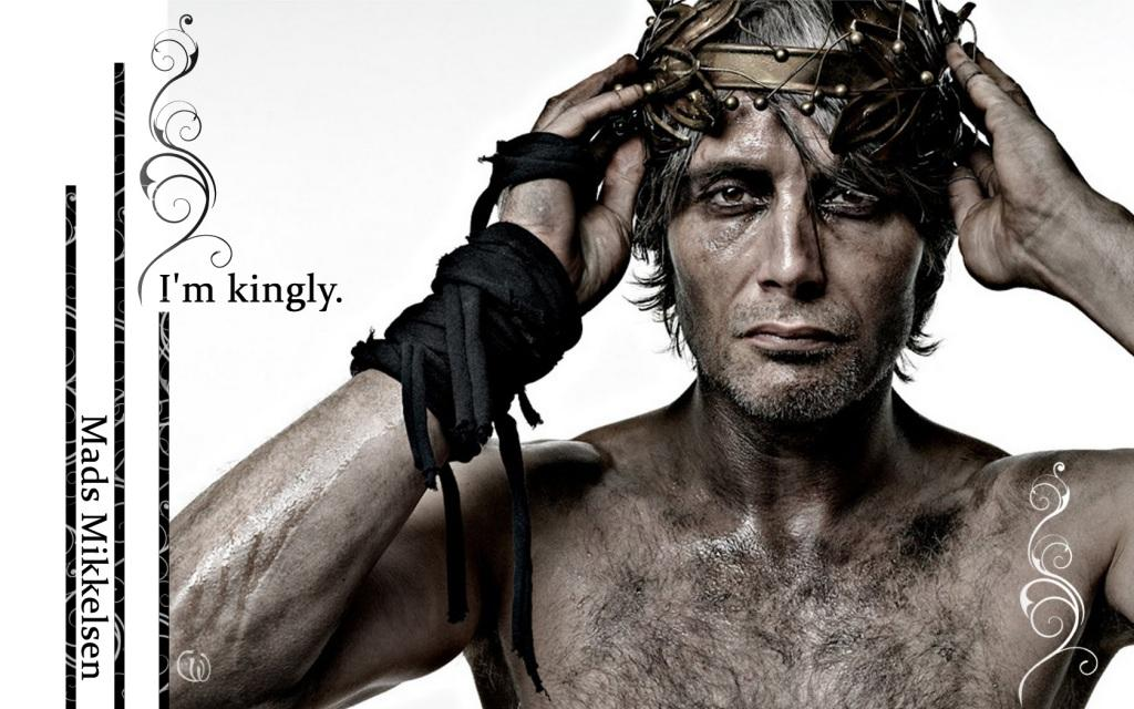 Mads Mikkelsen Wallpaper Am Kingly Mads Mikkelsen