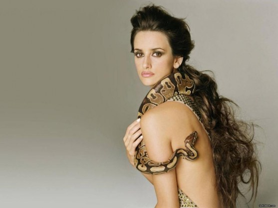 ADORACIÓN A LA SERPIENTE - Página 6 Penelope-cruz-with-snake-wallpaper-1766436860