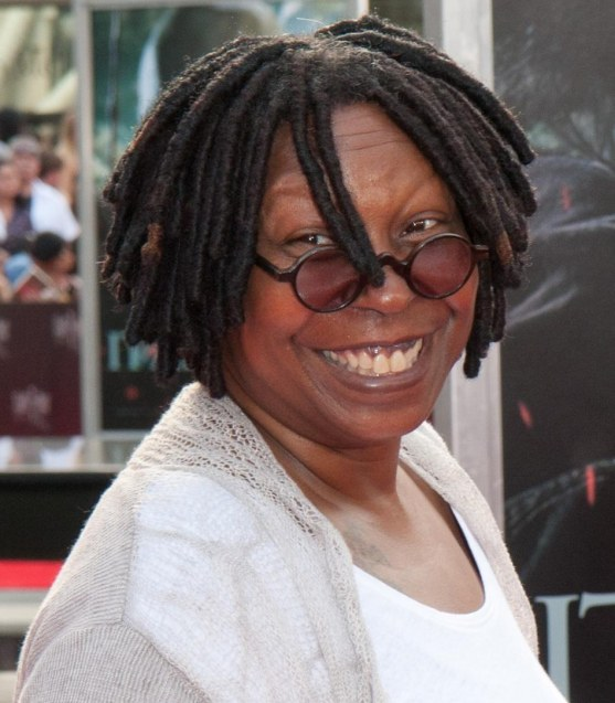 Goldberg youngest Whoopi pics when nude